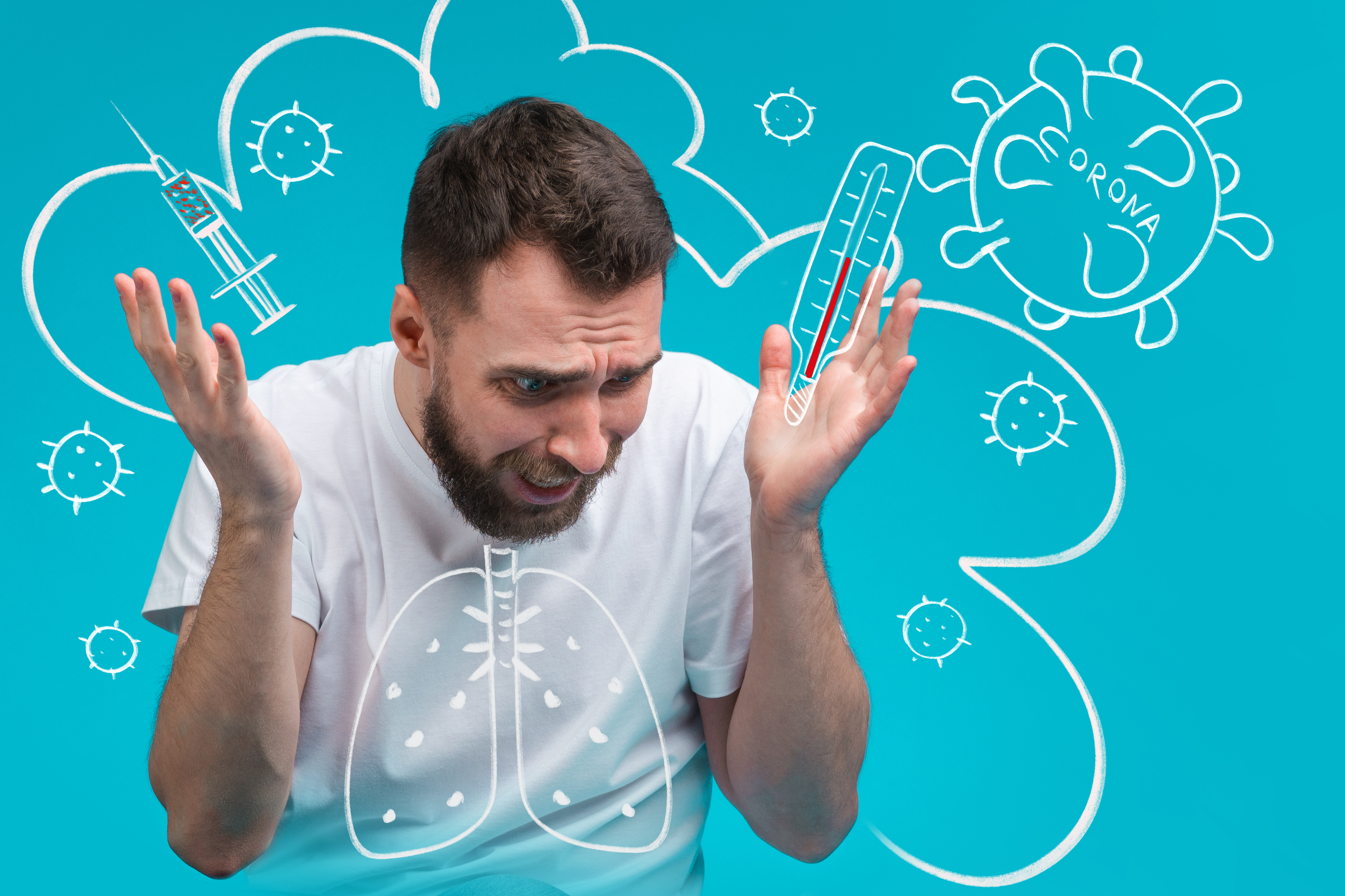COVID-19: Ten signs that we're stressed - CESH / CSHS